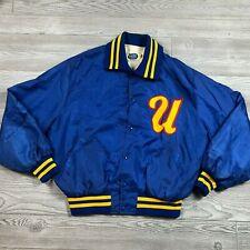 VTG East Side Sporting Goods Blue Varsity Jacket Men's XXL D62