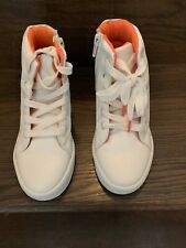 """""""New� Beautiful Girls Shoes Size 11.5 M Color White"""