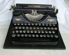 Kleinschreibmaschine CONTINENTAL...