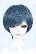 """6-7"""" 1/6 BJD Wig SD LUTS DOD Dollfie Doll Wig Short Hair 420"""