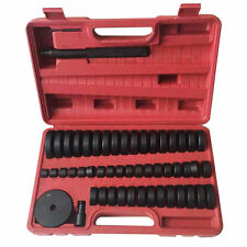 52tlg. Werkzeug Treibsatz Lager Schalen Wechsel Einpressen Druckstücke NEU KIT
