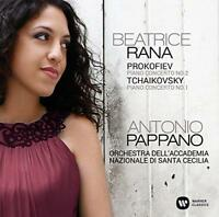 Beatrice Rana - Prokofiev: Piano Concerto No. 2 - Tchaikovsky: Piano Co (NEW CD)