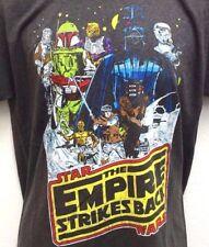 Star Wars Empire Strikes Back Luke Skywalker/Darth Vader/Boba Fett/Han/Chewie/R2