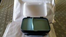 Tupperware  boîte dejeuner lunch box esprit bento pique nique compartiment repas