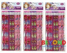 Disney Sofia the First Wooden Pencils School Supplies Pencils Party Favors