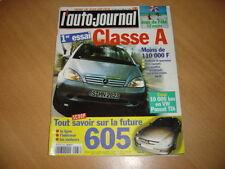 AJ N°467 Passat TDi.Audi A6 1.9 TDi.Ford Puma 1.7i 16V