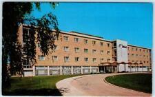 MOORHEAD, Minnesota MN  ~ ST. ANSGAR HOSPITAL Clay County ca 1960s   Postcard