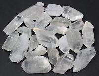 Wholesale CLEARANCE Lot 500 Carat Rough Natural Quartz Crystal Points
