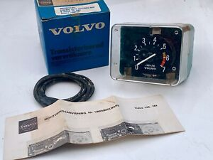 RPM Tachometer Gauge for 1966-1974 Volvo 140 142 144 164. 12V 7000rpm. PN 282773