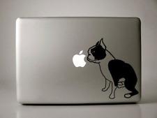 "Boston Terrier Decal for 13"" Macbook"