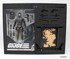 Snake Eyes GI JOE Classified Hasbro Pulse Exclusive New