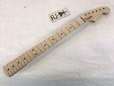 Warmoth Stratocaster Vintage Electric Guitar Neck Quartersawn Maple 59
