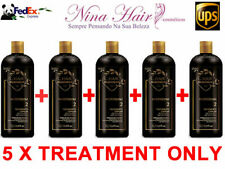 G.HAIR MOROCCAN KERATIN BRAZILIAN 5 X TREATMENT ONLY. FREE SHIPPING UPS OR FEDEX
