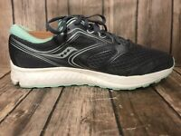 Saucony Cohesion 12 S10471-17 Womens Running Sneakers Gray Mint Green Size 10 A1