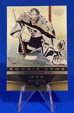 2005-06 Black Diamond Pekka Rinne Rookie Gems Nashville Predators Goalie