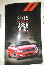 2015 dodge charger users guide, includes SRT 392/ SRT HELLCAT