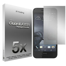 5x HTC ONE S9 - SPIEGELFOLIE DISPLAYFOLIE FOLIE SCHUTZFOLIE MIRROR DISPLAYSCHUTZ