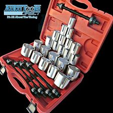 Universal Pro Pull Press Sleeve Kit Set Bushes Removal Bearing Cars  HGV Tool