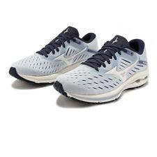 Mizuno Mujer Wave Rider 24 Correr Zapatos Zapatillas Azul Deporte