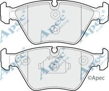 Pastillas de freno delanteras para MG MG ZT Genuino APEC PAD1432