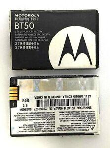 Battery BT50 For MOTOROLA W260G W315 W385 W395 W490 W370 W510 E2 W755 K3 Q W416