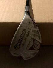 TaylorMade Burner Rescue 3 Hybrid 19* REAX 65g Stiff Flex Graphite Golf Club