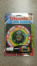 DVD / CD Cleaner GAME PLAYER XBOX CD-ROM PS2 Cleaning Liquid Included