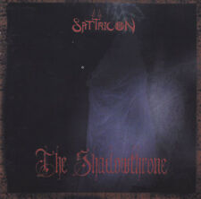 Satyricon ‎- The Shadowthrone CD BLACK METAL CLASSIC - Sealed New Copy - Import