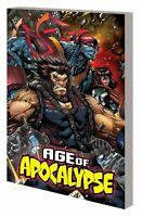 Age of Apocalypse Warzones TPB (2015) Marvel - (W) Nicieza (A) Coello, NM (New)