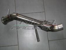 DOWNPIPE INOX TUBO RIMOZIONE DPF FAP BMW SERIE 3 320D 163 CV E90 E91