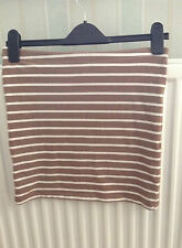 Forever 21 quality striped fitted skirt  - size MM