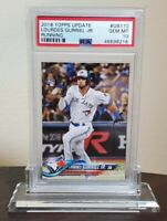 Blue Jays Lourdes Gurriel Jr. 2018 Topps Update RC Rookie PSA 10 #US110