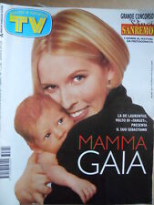 TV Sorrisi e Canzoni n°4 1997 Lionel Richie Marco Masini Gaia De Laurentis [C92]