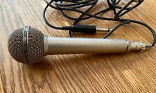 Vintage Cardiod Microphone Hydrometals Inc Sounds Great
