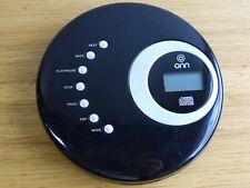 ONN Portable CD Player ONA12AV025 Anti Skip