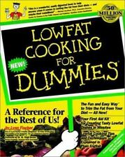 Lowfat Cooking for Dummies by W. Virgil Brown and Lynn Fischer (1997, Paperback)