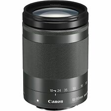 CANON EF-M 18-150mm F3.5-6.3 IS STM Lens(Black)  CANON Mirrorless M10 M3 M5 M6