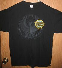 Earth Wind & Fire - Local Crew 2006 Concert T-Shirt (XL) Black