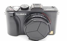 Panasonic Lumix DMC-LX5 10.1MP 7.6cmscreen 3.8x ZOOM FOTOCAMERA DIGITALE NERA