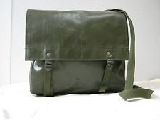 Czech Army Shoulder Bag Green Waterproof Military Surplus