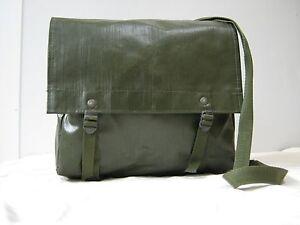 Czech Army Shoulder Bag Green Waterproof Military Surplus