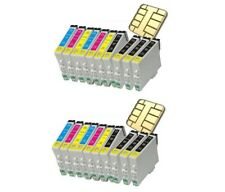 20 Druckerpatronen kompatibel für Epson T0711-T0714