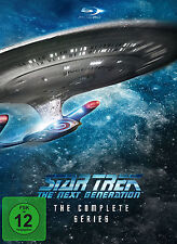 41 Blu-rays * STAR TREK - THE NEXT GENERATION / COMPLETE BOX # NEU OVP +