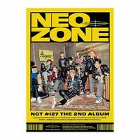 NCT 127 - The 2nd Album - Neo Zone  [N Ver.] Full Package + Gift