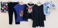 Girls Bundle Clothes 4-5 Disney Gymboree Next <D4814