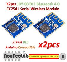 2pcs JDY-08 BLE Bluetooth 4.0 Uart Transceiver Module CC2541 Wireless iBeacon