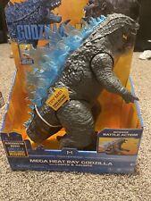 "Playmates Godzilla vs. Kong 13""  Mega Heat Ray GODZILLA with Lights & Sounds"
