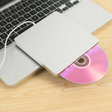 USB CD RW Drive Burner Superdrive Player External Slot For MacBook Air Pro Mac