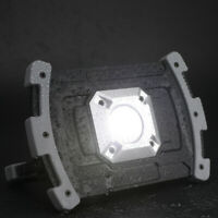 20W USB COB LED Portable Rechargeable Flood Light Spot Work Camping Outdoor Lamp