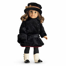 American Girl Doll Rebecca's Winter Coat and Hat Accessories Outfit NEW!!